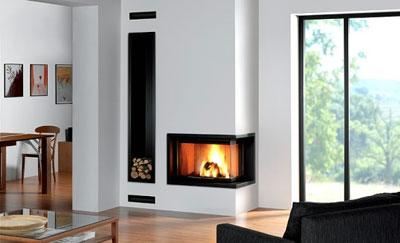 Krby kom - Tipos de chimeneas modernas ...